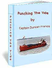 Book Punching the Tide on a motor barge