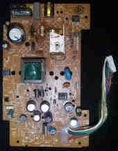 Amstrad SRD700 sr950 receiver power supply